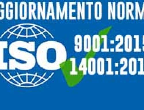 La nuova ISO 14001:2015 e 9001:2015